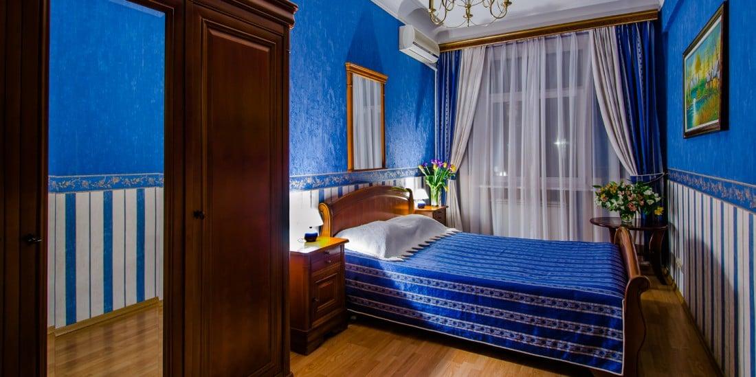 Снять номер в гостинице Киев Sherborne