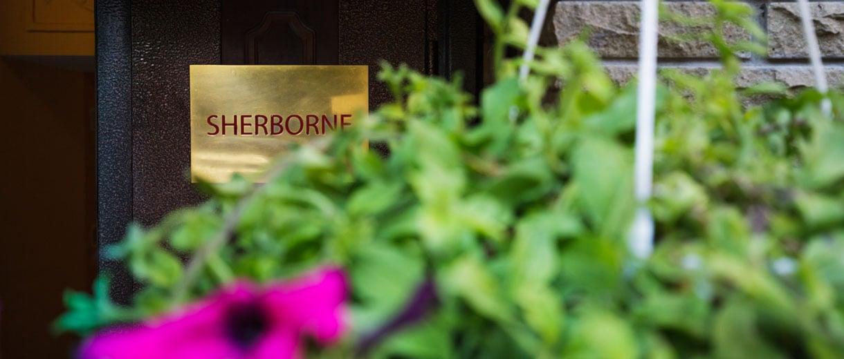 Мини отель Киев недорого Sherborne